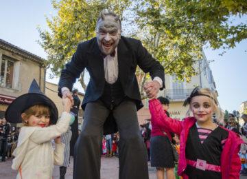 Halloween au Complexe Sportif Pierre Operto