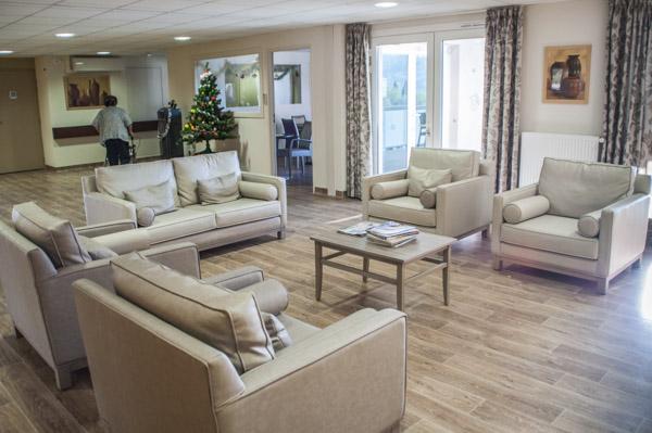 Établissement d'hébergement pour personnes âgées