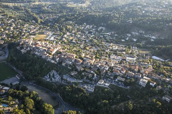 vue aérienne photos CASA