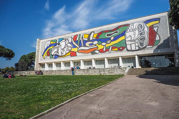 Musée national F.Léger