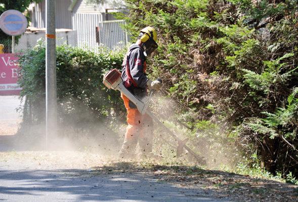 La ville de Biot réalise des travaux d'entretien pour répondre aux OLD