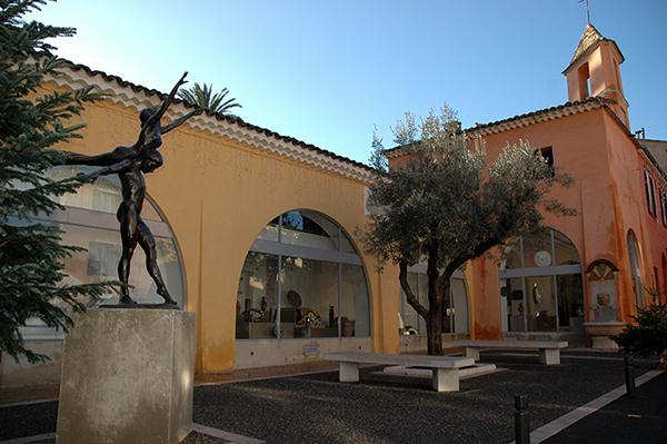 Musée d'histoire et de céramique Biotoises