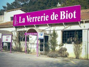 verrerie de Biot