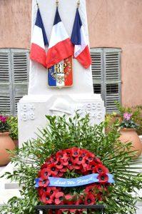 Monument aux morts de Biot