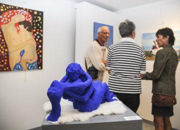 Expositions «L'étreinte» et «Noir Blanc»