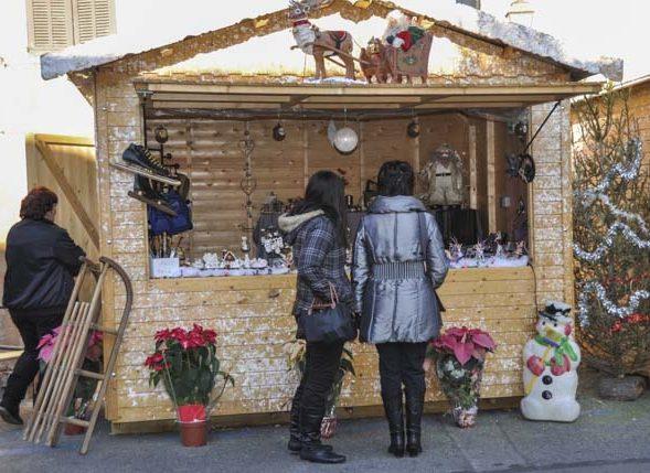 Candidature stand marché de Noël
