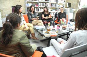 Café ados médiathèque de Biot