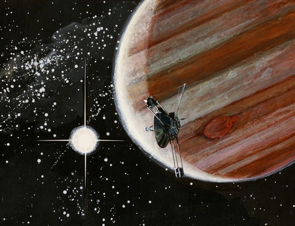 "conférence ""Sonder l'intérieur de Jupiter: la mission Juno"""