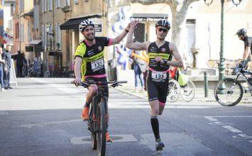Bike and Run de la Côte d'Azur édition 2017