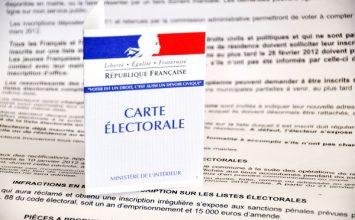 Inscription sur la liste électorale : les Issarts, changement d'adresse et nouveaux arrivants