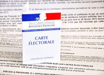 Nouveau découpage des bureaux de vote