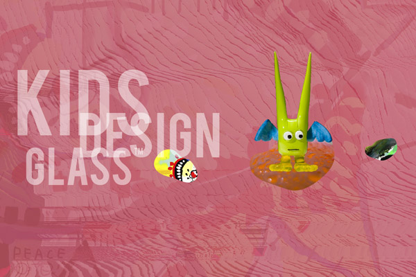 Kids Design Glass soirée