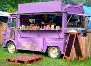 Les Food trucks s'installent à Biot