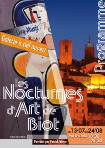 nocturnes art 2017