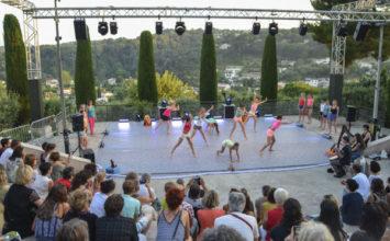 Dance in Biot