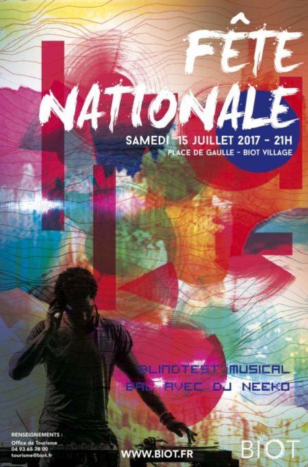 Bal du 15 juillet 2017 - Fête Nationale