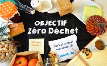 Univalom et la Ville de Biot lancent le défi Objectif Zéro Déchet