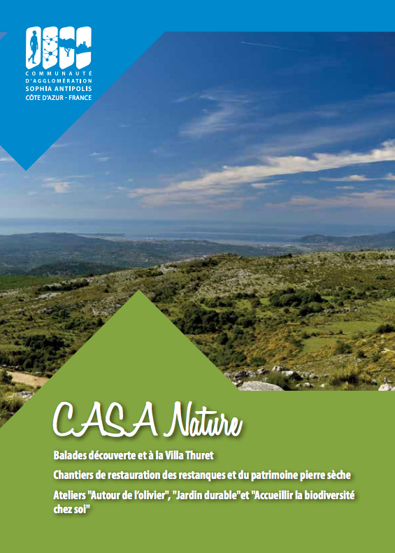 Guide CASA Nature