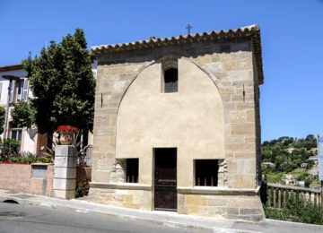 Inauguration de la chapelle Saint Roch