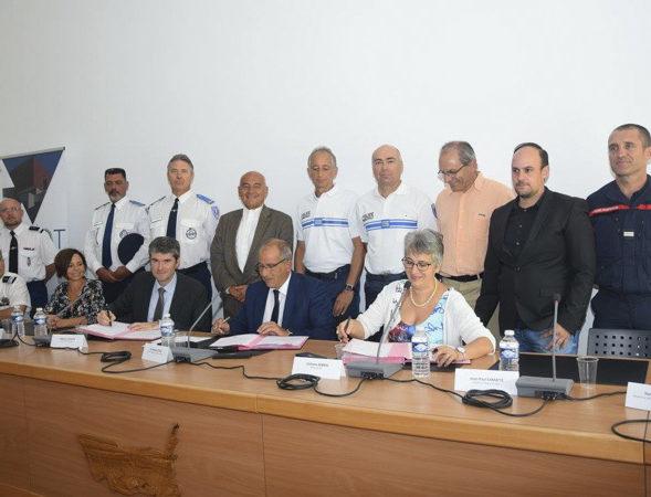 Sécurité : convention entre la gendarmerie nationale et les polices municipales