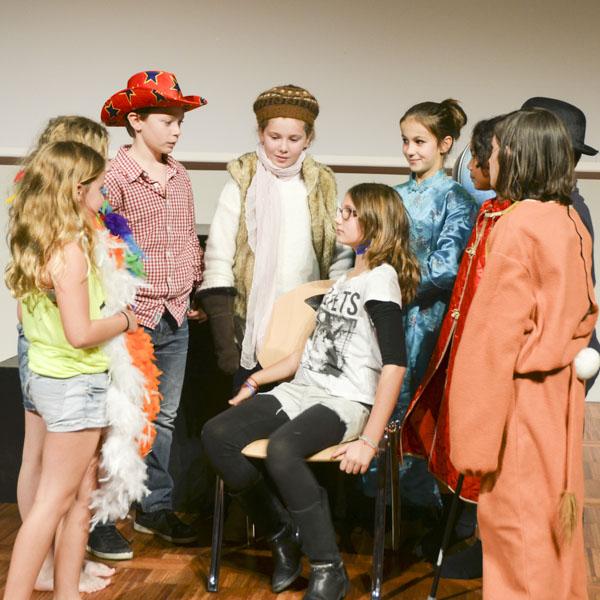 théâtre enfants ados