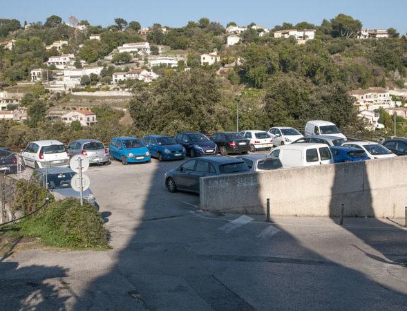 Fermeture temporaire d'un niveau du parking des Bâchettes