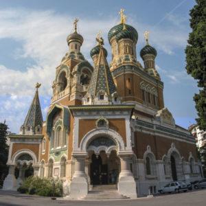 visite cathédrale Nice