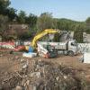 extension du cimetière de la Rine
