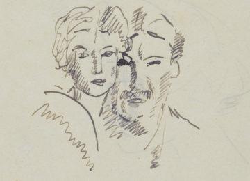 Conférence : « Les dessins inédits de la collection du Musée national Fernand Léger »