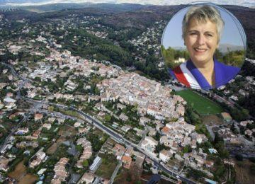Visite de quartiers par Mme Le Maire