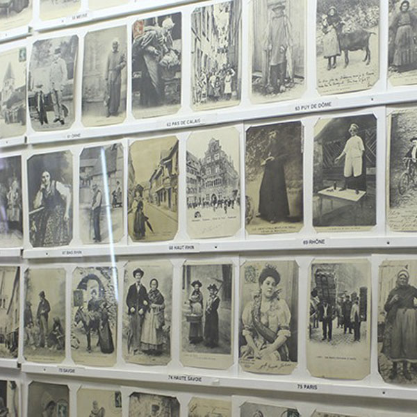 Musée carte postales