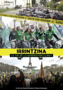 ciné-débats « irrintzina : le cri de la génération climat »