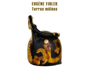 Conférence « Eugène Fidler – Terres mêlées »