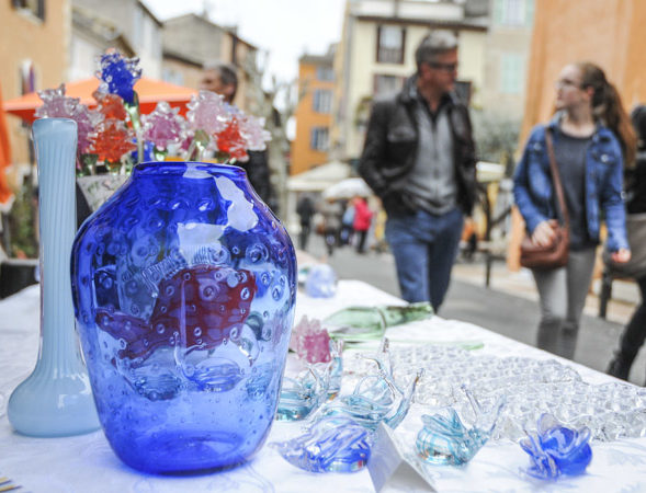 Appel à candidature Journées Européennes des Métiers d'Art : marché d'art et visites d'ateliers