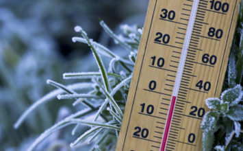 Chute des températures, restez informés