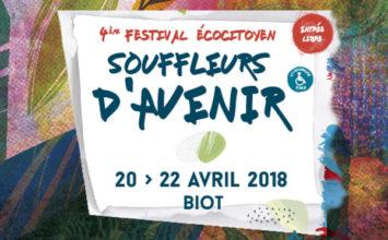 «Souffleurs d'Avenir» Festival écocitoyen 2018