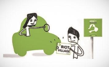 Rezo Pouce – Le réseau d'autostop organisé