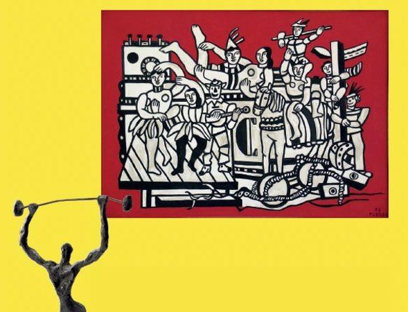 «Vis-à-vis. Fernand Léger et ses ami.e.s»