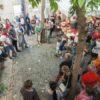 Inauguration de « La Commune Libre de la Catastrophe »