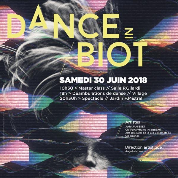 dance in biot 2018