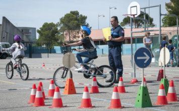 L'éducation à la sécurité routière sur le chemin de l'école