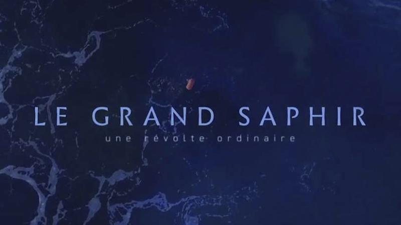 film Le grand saphir
