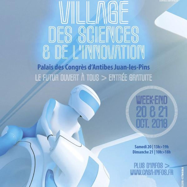 Village des Sciences et de l'Innovation