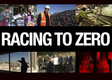 Projection du film « Racing To Zero »