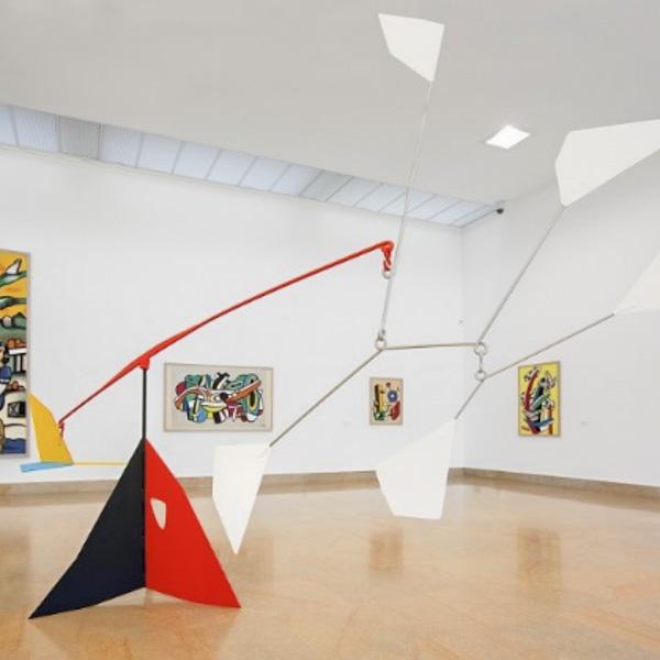 """Visite-conférence """"Vis-à-Vis. Fernand Léger et ses ami.e.s"""""""