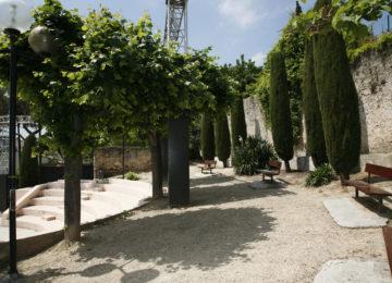 Fermeture du Jardin Frédéric Mistral