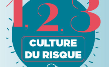 1, 2, 3… CULTURE DU RISQUE : 1 thème, 2 mois, 3 mille solutions et idées !