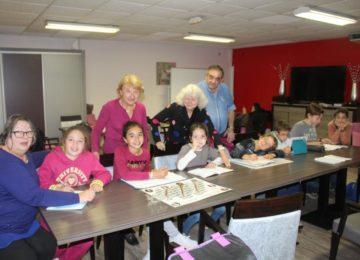 Vos enfants ont besoin de soutien scolaire ? L'association COUP DE POUCE est là pour les aider !