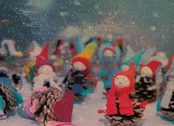Marché de Noël gourmand et artisanal : Appel à candidature