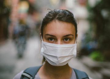 Opération un masque pour tous à Biot